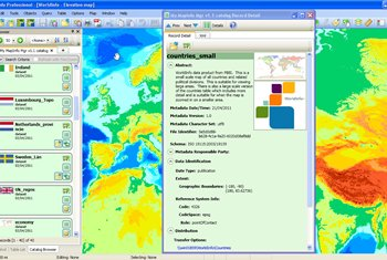 MapInfo Manager